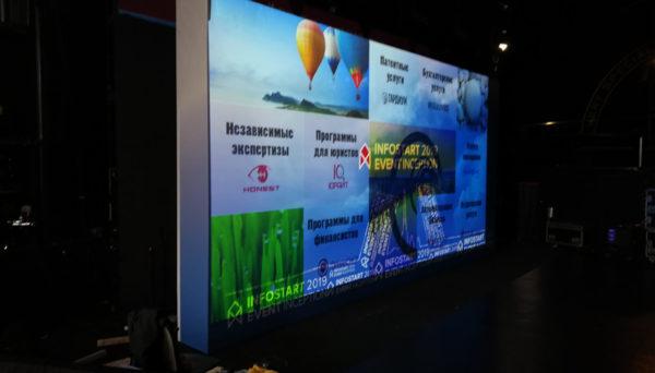 Фото Проекция экрана